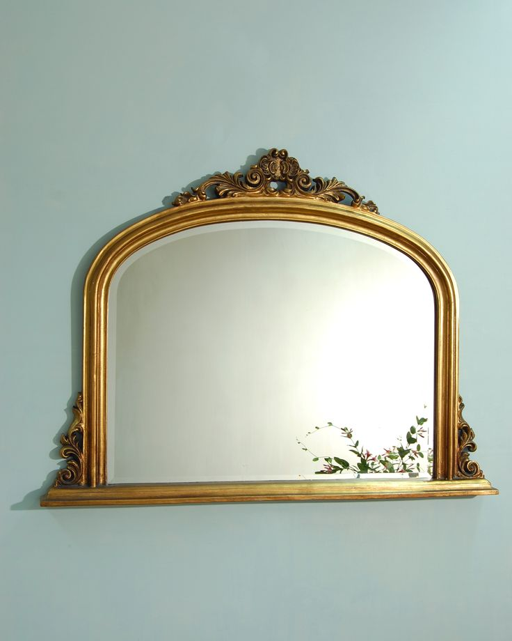 70 best images about mirrors on pinterest oval mirror for Overmantle mirror