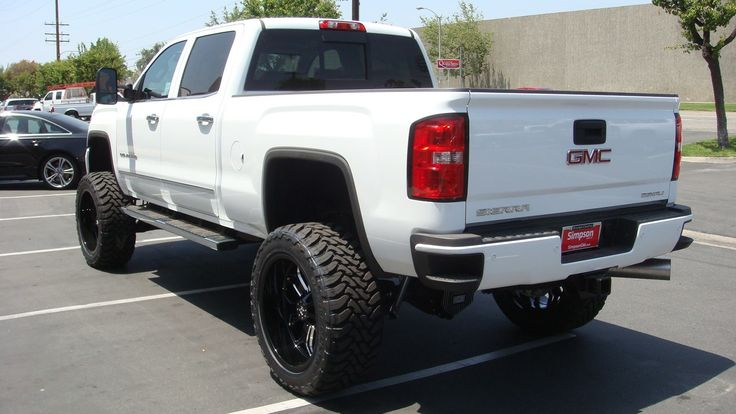 Image for 2015 Chevy 2500 Lift Kit