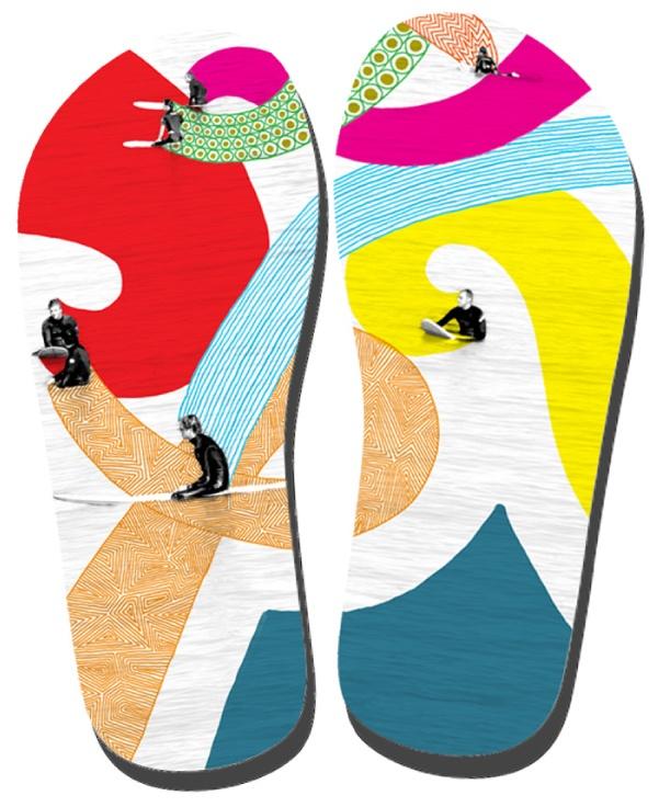 Sgt Peppers Surfers #Kickstarter Flips