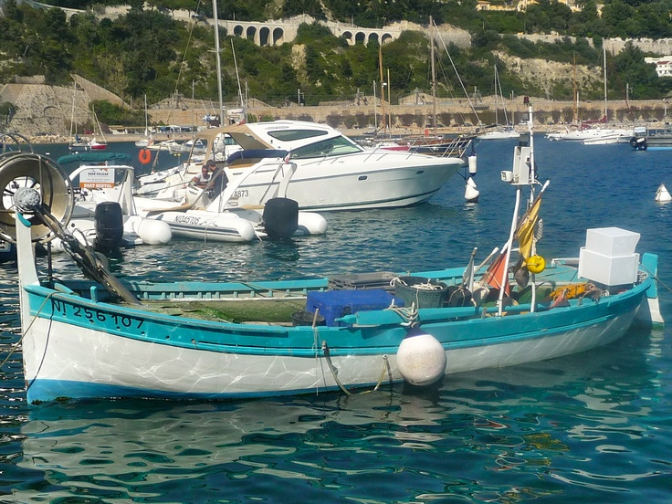 Fishing boat nice france beyond pinterest fishing for Nice fishing boats