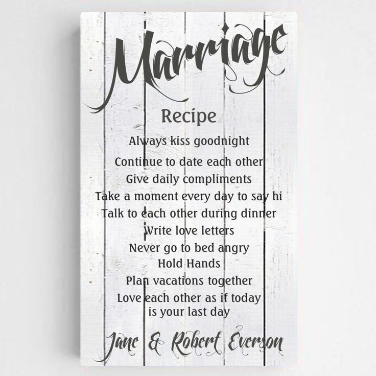 SALE!!! We have had so much interest in our gorgeous, Marriage Recipe sign that we are now offering 20% off thru 10/9/16! Use this code to get 20% off: CA0126Marriage - Offer ends on 10/9/16