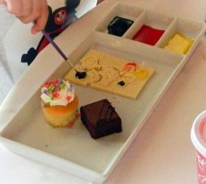 only at the Yachsman: Desserts Puzzles