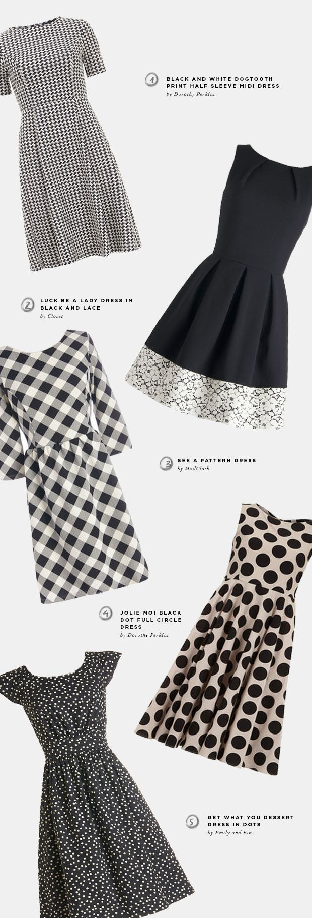 The best #retro fit-and-flare #dresses http://verilymag.com/fall-2014-style-versatile-retro-a-line-dresses/ #style