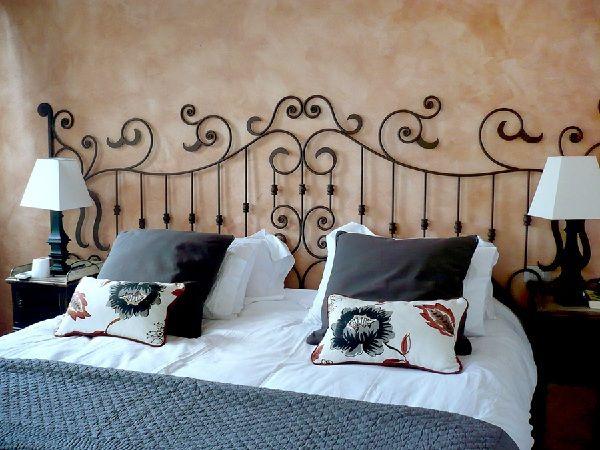 Mejores 41 imágenes de muebles de forja en Pinterest | Hierro ...