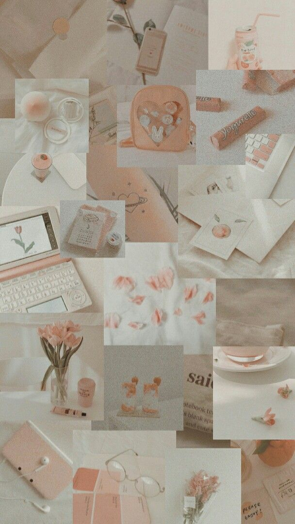 White Aesthetic Collage Wallpapers For Laptop Novocom Top