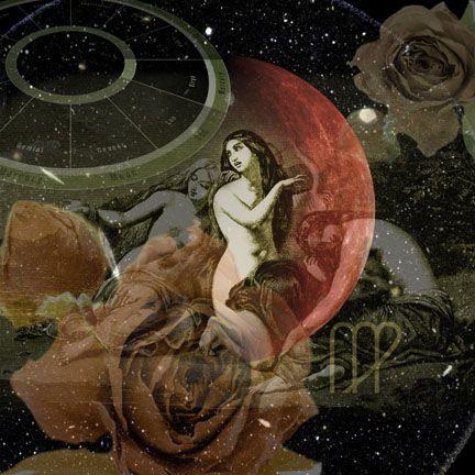 Carolyn Quan Zodiac Art Virgo   zodiac art, virgo art