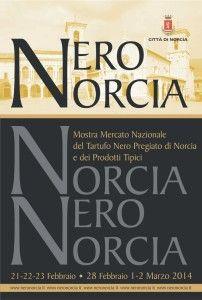 Nero Norcia 2014, 21-23 e 28 Febbraio, 1-2 Marzo