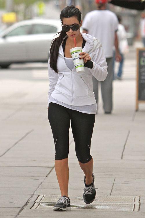 17 Best Images About A. Fashion - Sportwear U0026 Swimsuit On Pinterest | Kim Kardashian Workout ...
