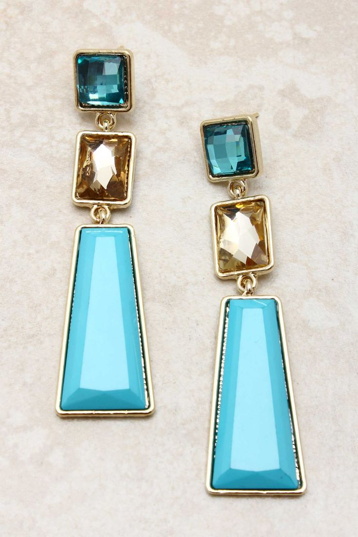 Misha Statement Earrings |