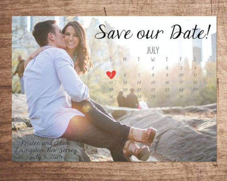 Awesome 25 most creative save the date ideas that you