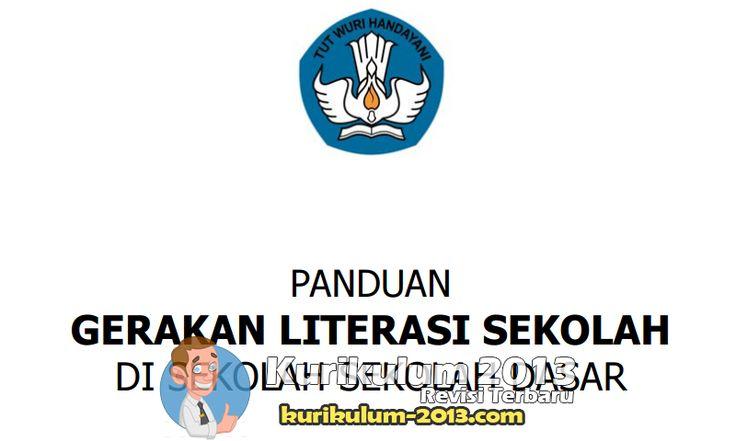 Buku Panduan Gerakan Literasi Sekolah SD SMP SMA SMK dan SLB Lengkap - Contoh Literasi Administrasi K13