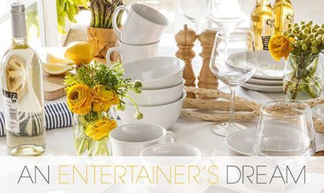 Food brings us together, whether it's a quiet family dinner, a fabulous special occasion or a romantic treat for two, and the table details can make all the difference. MRPhome has an incredible range that will meet every need and make entertaining a whole lot of fun. So pop into MRP Home now!