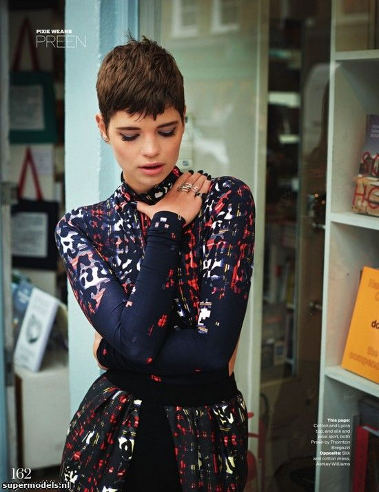 Supermodels.nl Industry News - Pixie Geldof in 'Right Here, Right Now'...