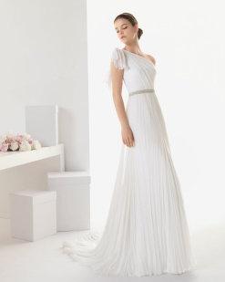 Vestidos griegos para novias | Preparar tu boda es facilisimo.com