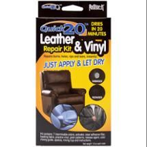 Walmart: Re-Stor It Quick 20 Leather And Vinyl Repair Kit- Might need this for my leather bed.  The footboard is starting to crack a bit.