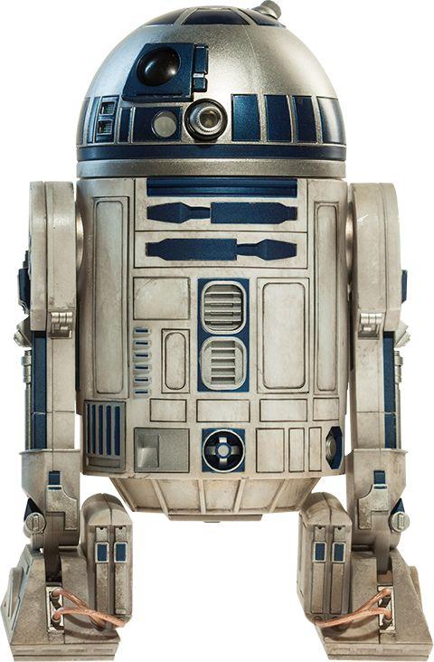 R2D2 un dels robots de la Guerra de les Galàxies