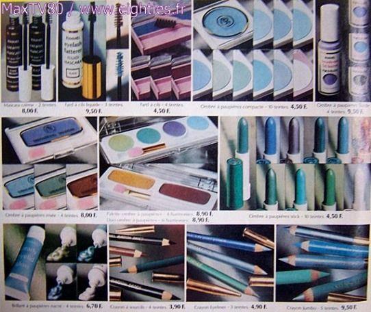 1000 Id Es Propos De Maquillage Des Ann Es 80 Sur Pinterest Maquillage Des Yeux Des Ann Es