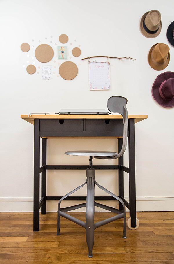 1000 ideas about bureau ikea on pinterest desks bureaus and ikea desk. Black Bedroom Furniture Sets. Home Design Ideas