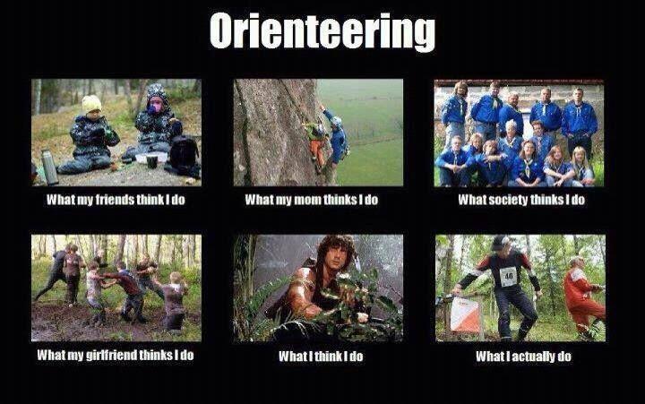 Found on https://www.facebook.com/OrienteeringMemes