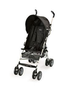 Chicco C6 (~$79): 11 lbs., no-frills, perfect to keep in the car, and perfect for travel.  Read more here: http://www.lucieslist.com/gear-guides/best-umbrella-strollers/#C6