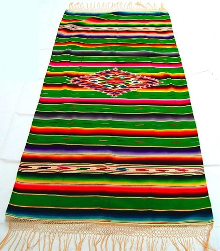 saltillo serape mexican blanket green 1930s snyggt pinterest. Black Bedroom Furniture Sets. Home Design Ideas