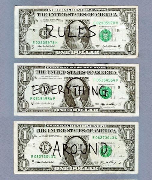 £100 D.R.E.A.M.