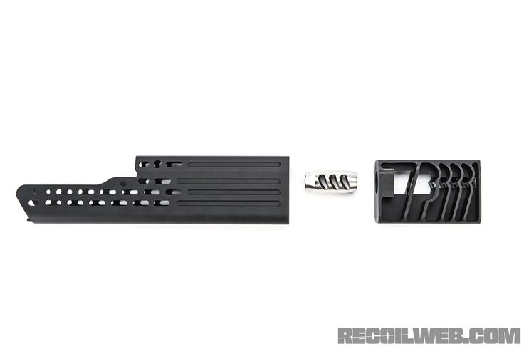 Preview - RAT Worx Gives the IWI Tavor a Makeover with the ZRX 9mm Suppressor   RECOIL