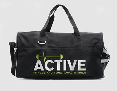 Brand Identity // Active Fitness