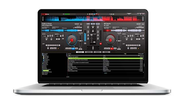 Learn virtual dj