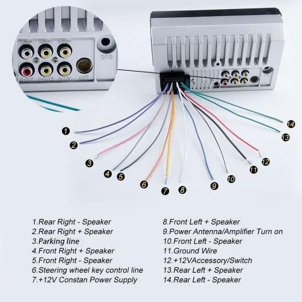 touch audio wiring  wiring diagrams schema forumyellow