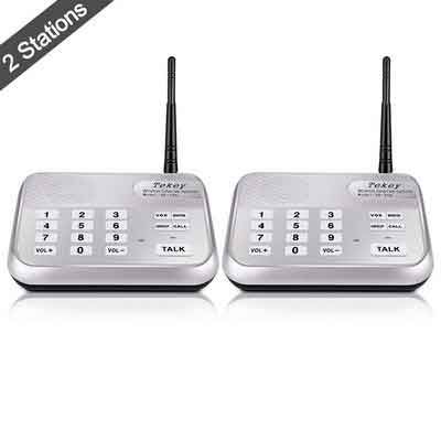 Best wireless home intercom system 2018 � Buyer�s Guide And Reviews