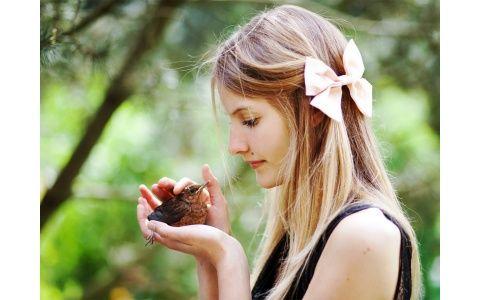 Aphrodite, godin van de liefde, het lachen en de schoonheid.