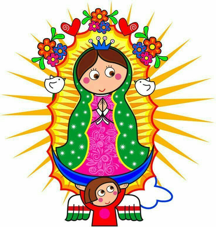 Cuidame plisados virgencita de guadalupe virgem de guadalupe virgem maria e santa baby - Images of la virgen de guadalupe ...