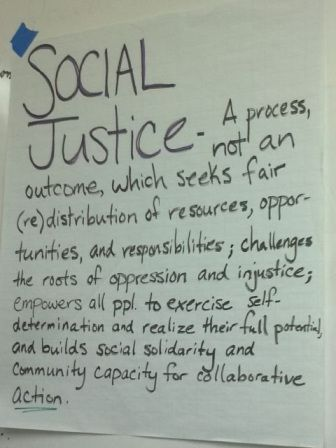 social justice Interview with the Southern Coalition for Social Justice on Social Work and Poliltics