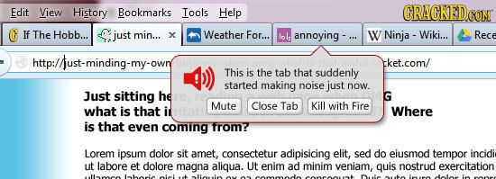21 Web Browser Features We Desperately Need | Cracked.com