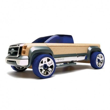 Automoblox T900 Truck Wooden Toy