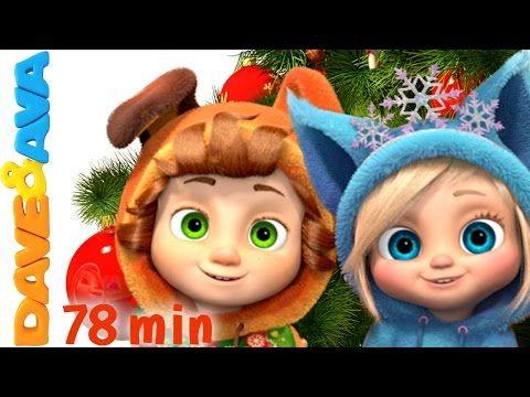 Christmas Carols for Kids   Christmas Carols and Christmas Songs for Kids from Dave and Ava  - YouTube