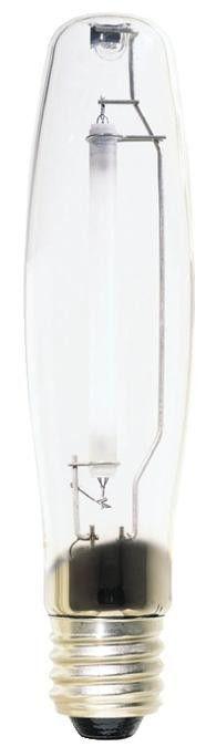400 Watt ET18 HID High Pressure Sodium Light Bulb, 2100K Clear E39 (Mogul) Base, Box