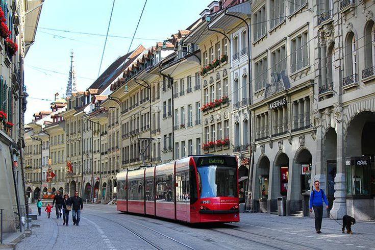 Berna, a capital da Suíça (Foto: Esse Mundo É Nosso)                                                                                                                                                      Mais