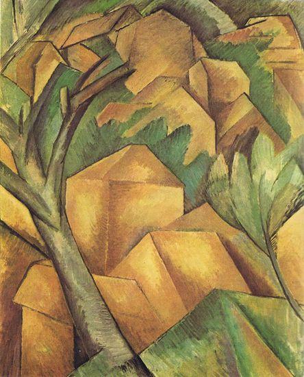 Le père du cubisme - Braque
