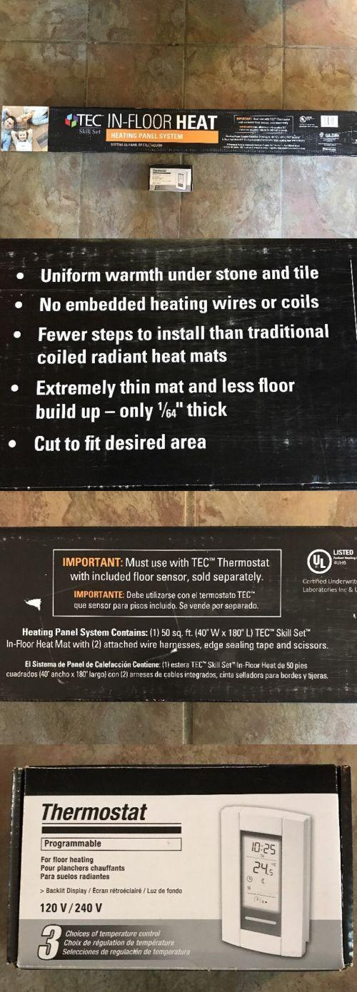 best 20+ underfloor heating mats ideas on pinterest | heated