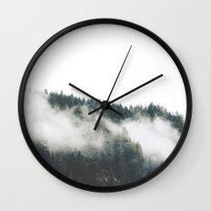 Into The Wilderness Wall Clock by Neptune Essentials on Society6  Home Decor, Wall Decor, Wall Clocks, Hanging Clocks, Minimalist Clocks, Modern Designs, Decor Ideas, Bedroom Decor, Living Room Decor, Kitchen Ideas, Trends, Scandinavian, Nordic Designs, G