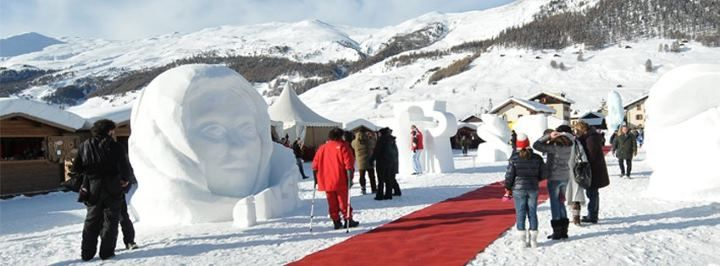 Art in Ice Livigno