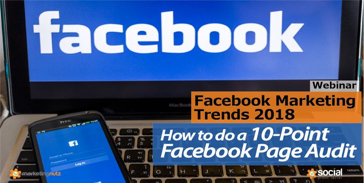 Is your Facebook marketing strategy and business Page ready for 2018? Are you ready for the Messenger bots, live video, increased competition and algorithm changes? The power of Facebook for businesses big and small in 2018 is real. It's not just marketing buzz or hype. The power and business value is there for the taking for marketers willing to put in the effort to understand how the platform can work for their business.  via @MktgNutz
