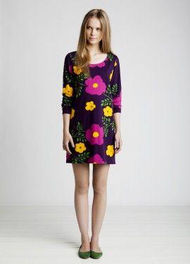 Marimekko tunic by Mika Piirainen, pattern by Maija & Kristina Isola