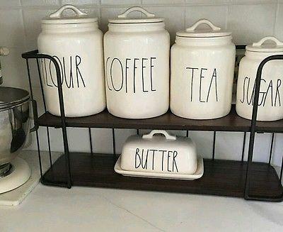 Rae Dunn Magenta Sugar Canister Sugaring Kitchens And