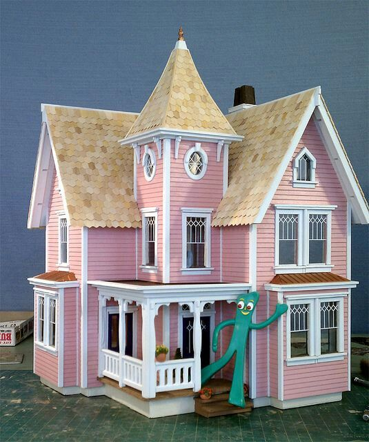 50 Best Images About Half Scale Dollhouse On Pinterest