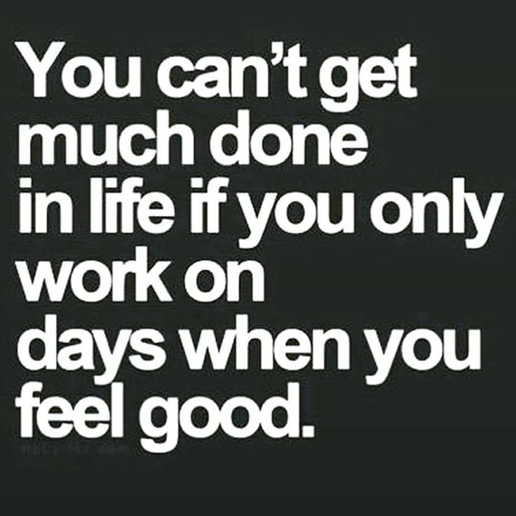 good morning and happy monday everyone! want to know a secret? days when you don't feel good are the best days for the gym! even a quick workout will help you feel recharged and energized for the rest of the day. by twistedfitnessonline