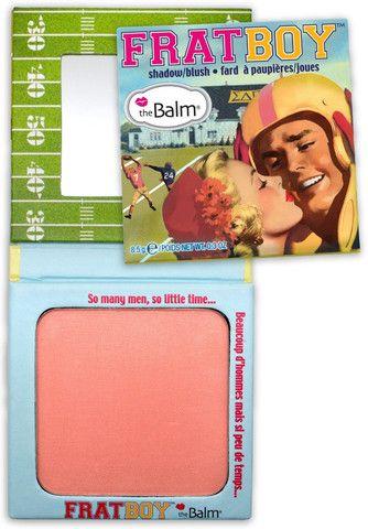 frat boy -the balm- blush