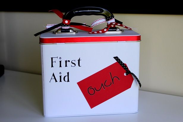 how to make first aid